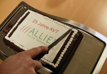 Birthday Cake AVT Ahrensburg, Germany