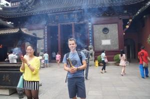 CityGod temple