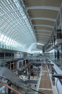 Day 1- Marina Bay Sands Shopping Centre