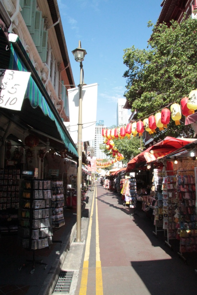 Day 3 - Chinatown