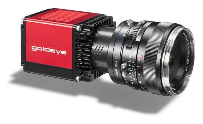 goldeye infrared camera